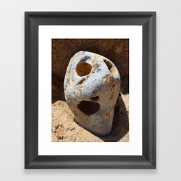 Friendly Ghost  Framed Art Print
