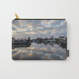 Dawn at West Stockwith Carry-All Pouch