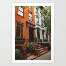 Brooklyn Heights II Art Print