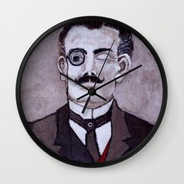 Jacques Dubonnet Wall Clock
