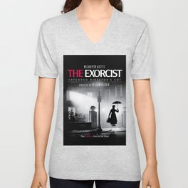 Mary Poppins in the Exorcist Unisex V-Neck