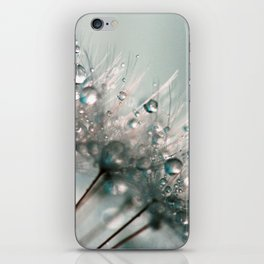 Pretty Dewdrops iPhone Skin