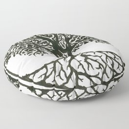Tree of Life Floor Pillow