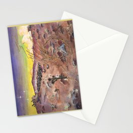 Nightvale Stationery Cards