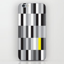 Monochrome Sequence Cheat iPhone Skin