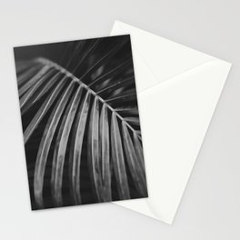 Jungle palm leaf Stationery Cards