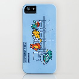 Emergency Room iPhone Case