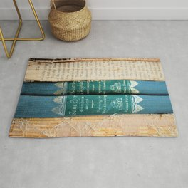 Jane Eyre / Wuthering Heights Rug