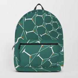 martini mandala Backpack