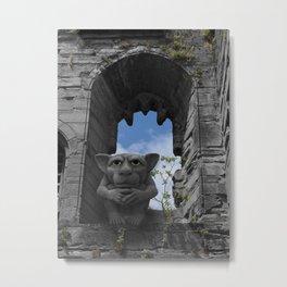 Fantasy goblin Metal Print