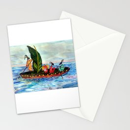 Magic Travel Stationery Cards