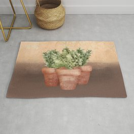 Rosemary and Thyme Rug