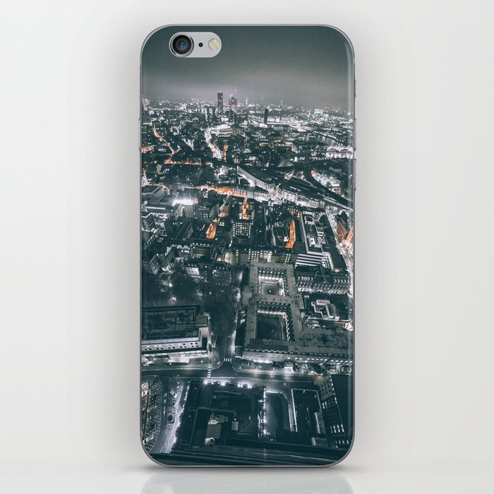 As Far As The Eye Can See iPhone Skin