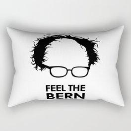 Feel the Bern - Bernie Sanders Rectangular Pillow