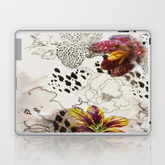 orchids Laptop & iPad Skin