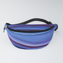 PURPLE HORIZON Fanny Pack