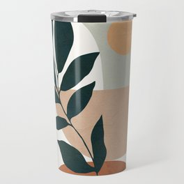 Soft Shapes IV Travel Mug
