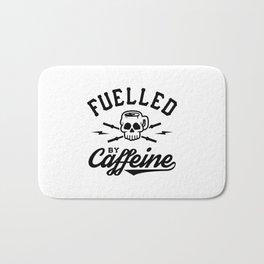 Fuelled By Caffeine v2 Bath Mat