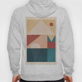 Geometric Shapes 85 Hoody