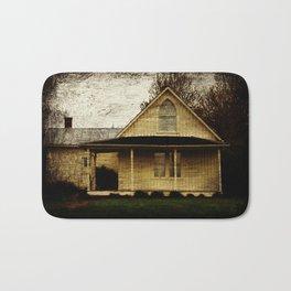 American Gothic House Grunge Bath Mat