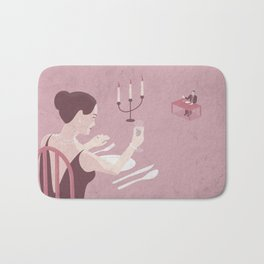 Always with you Bath Mat
