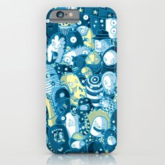 Under my bed iPhone 6 Slim Case