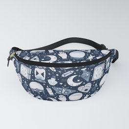 Dark Mystical Fanny Pack