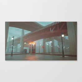 911 Canvas Print
