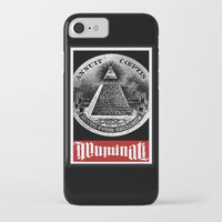 illuminati iPhone & iPod Cases featuring Illuminati  by Spyck