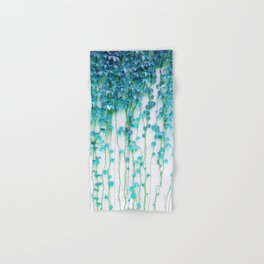 Average Absence #society6 #buyart #decor Hand & Bath Towel