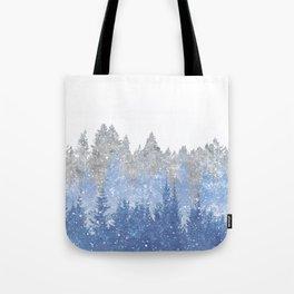 Study in Solitude Tote Bag