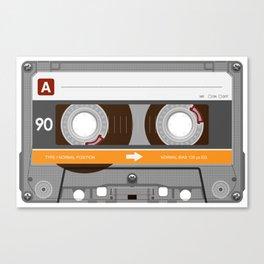 K7 Cassette 6 Canvas Print