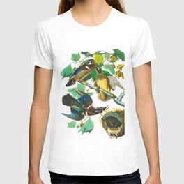 Summer Duck or Wood Duck T-shirt