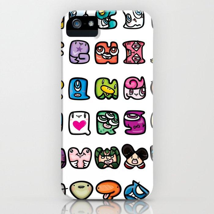 ABC iPhone Case