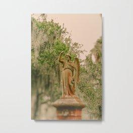 Statuesque Metal Print