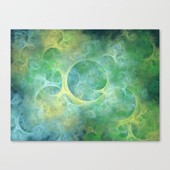 Pastel Dreams Canvas Print