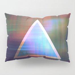 Angular Deletion Pillow Sham