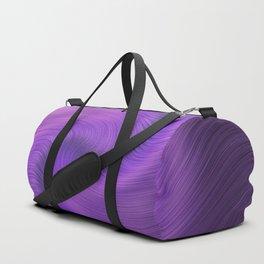 Purple daze 18 Duffle Bag