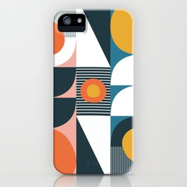 opposing forces iPhone Case