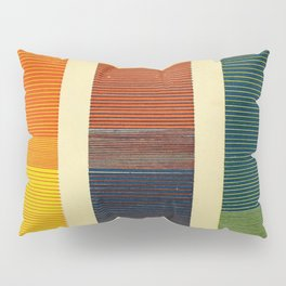 Antique Color Grades Pillow Sham