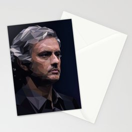 Chelsea's Jose Mourinho Stationery Cards