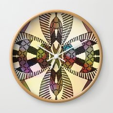 Ubiquitous Bird Collection9 Wall Clock