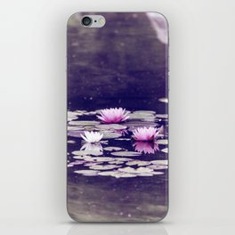 LOTUS I iPhone Skin
