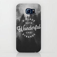 A Place Both Wonderful and Strange Galaxy S7 Slim Case