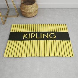 KIPLING | Subway Station Rug