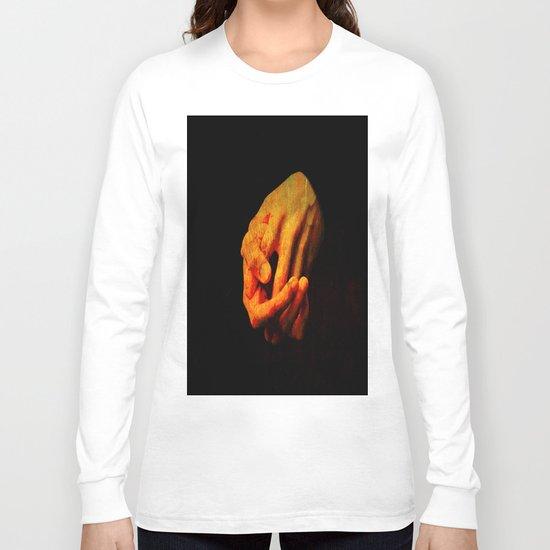 SUPPLIQUE Long Sleeve T-shirt