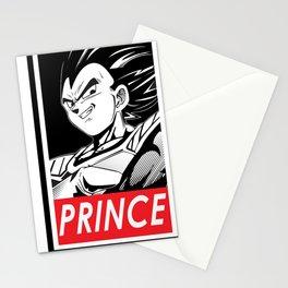 Vegeta Obey Stationery Cards