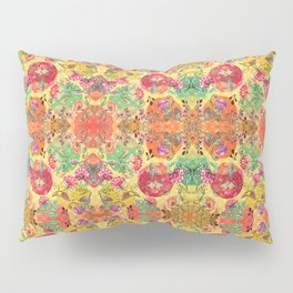 Chintz kaleidoscope Pillow Sham
