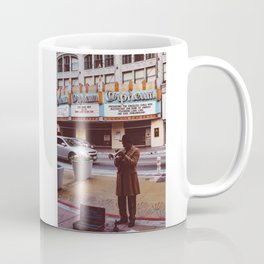 Los Angeles Jazz II Coffee Mug