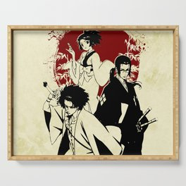 Samurai champloo Serving Tray